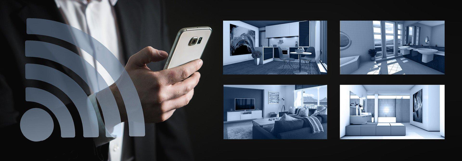 SMART HOME Komfort,Energie,Sicherheit Elektromeister seit 1985